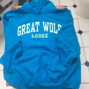Hoodie - Great Wolf Lodge